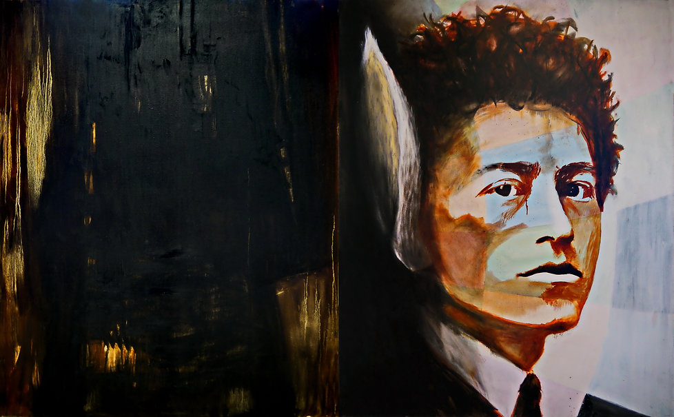 Christiaan Tonnis - Alberto Giacometti mit Hasenohr