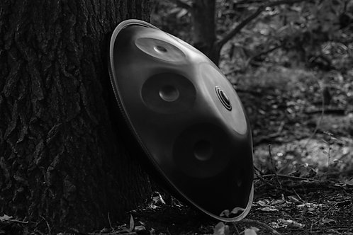 Handpan by Ohm F Minor 8 (432hz)