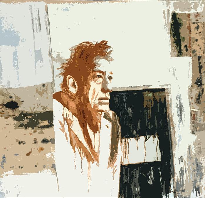 Christiaan Tonnis - Alberto Giacometti 2