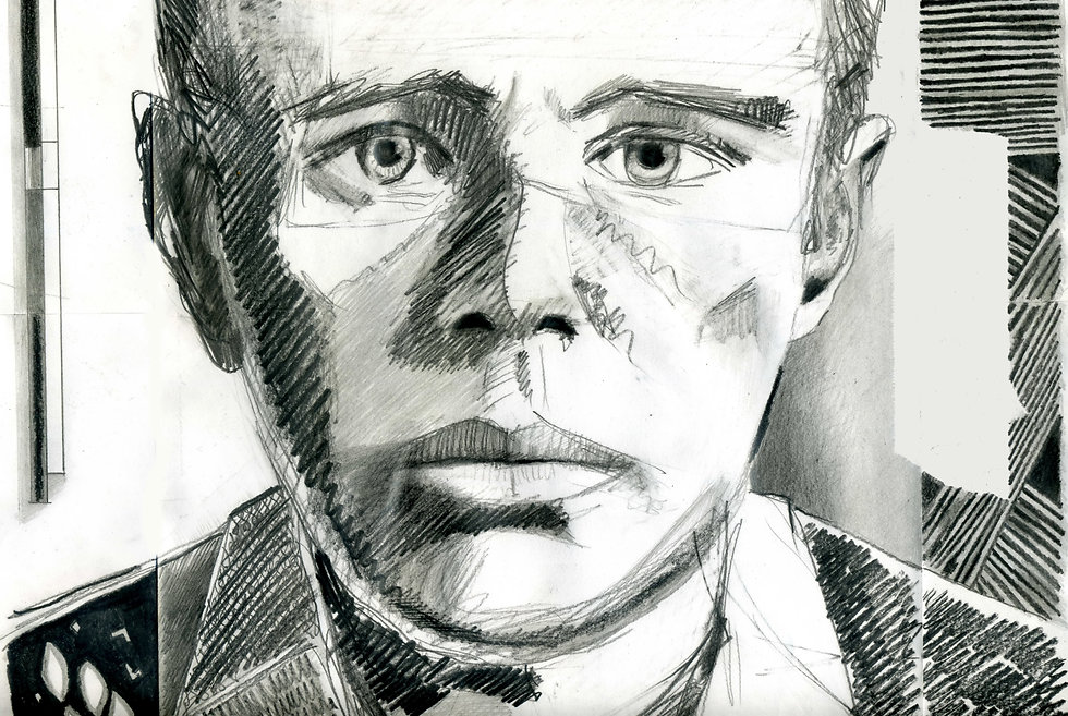 Christiaan Tonnis - Joseph Beuys - Aussc