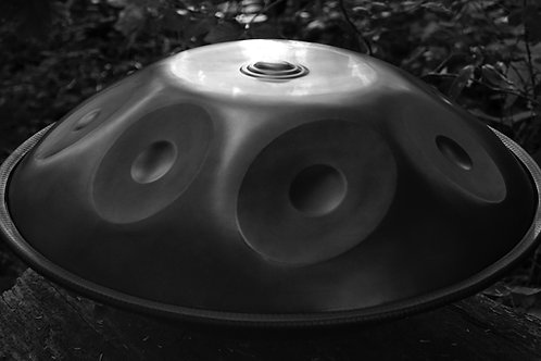 Handpan by Ohm F Dorian