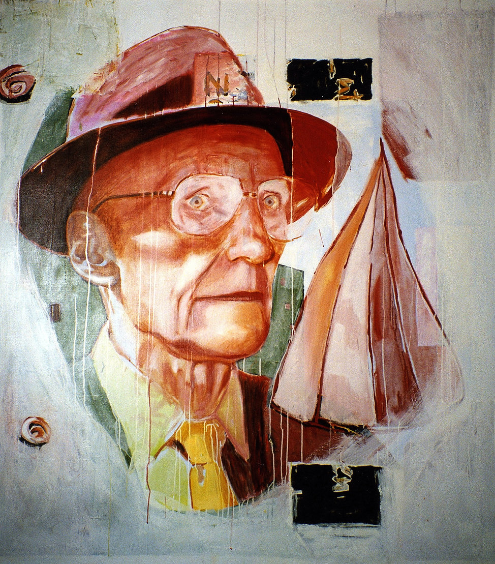 Christiaan Tonnis - William S. Burroughs 1