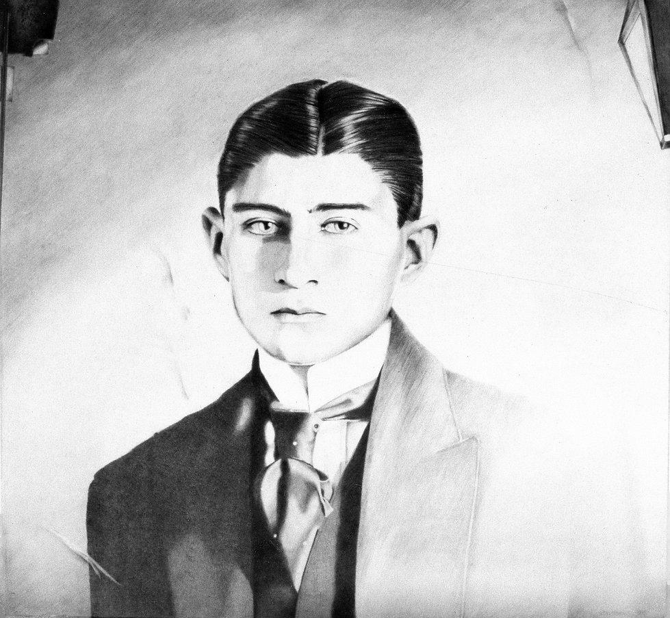 Christiaan Tonnis - Franz Kafka