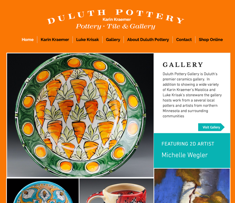 Duluth Pottery