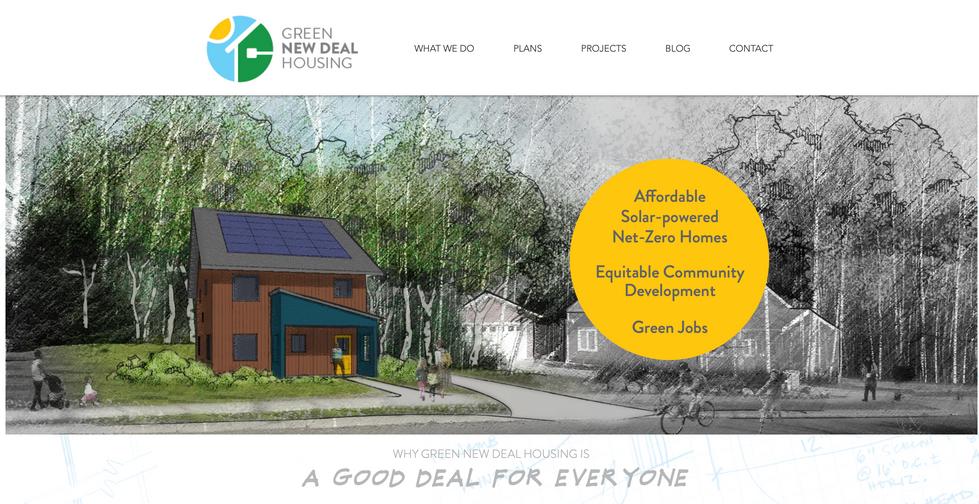 Green New Deal Housing