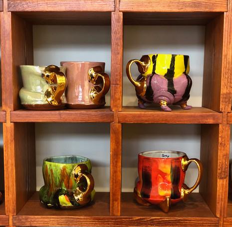 Nathan Bray Cups