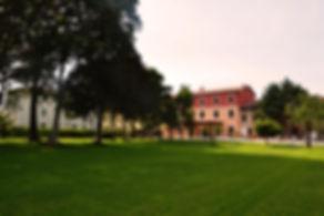 restauro villa campagna parco provincia di verona