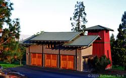 Lilac House Garage