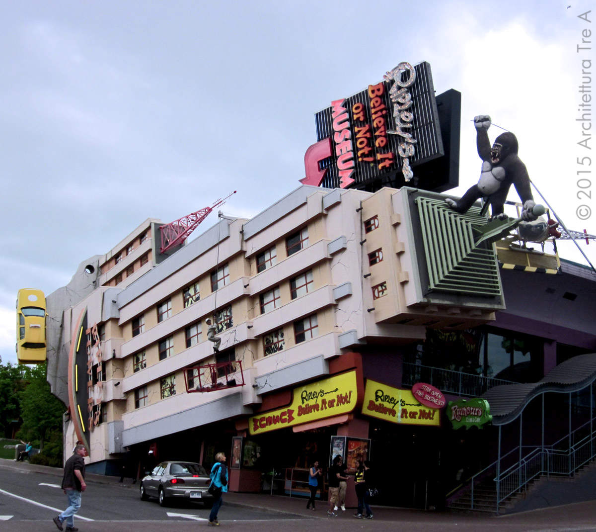 Ripley's Museum