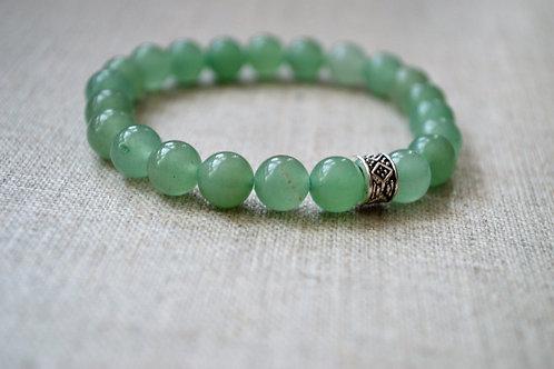 Aventurine GrowGlowCo Healing Bracelet