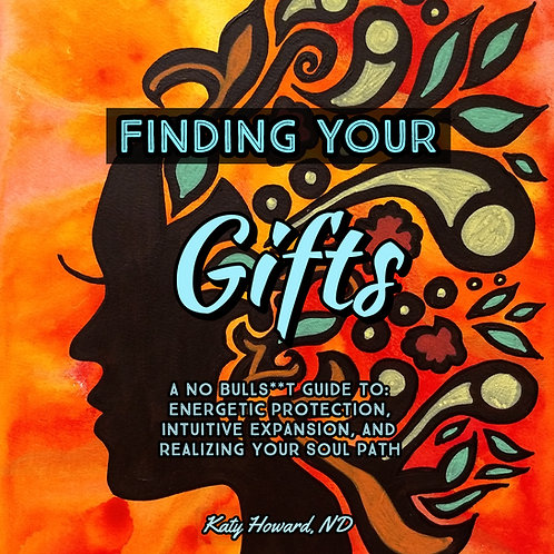 Paperback Book - Finding Your Gifts