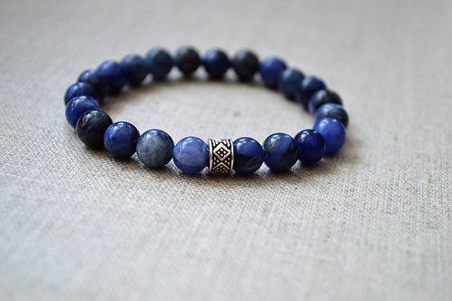 Sodalite GrowGlowCo Healing Bracelet