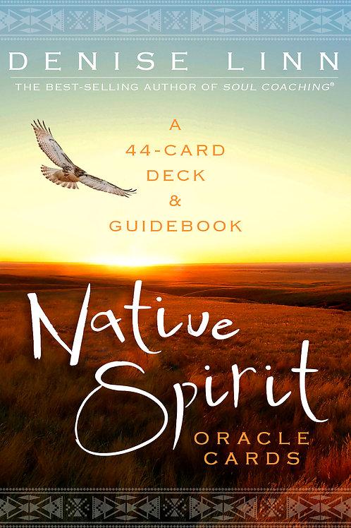 Native Spirit Oracle Card Set