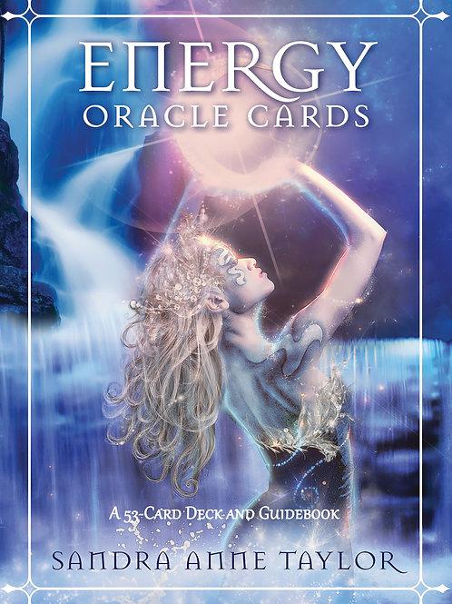 Energy Oracle Card Set