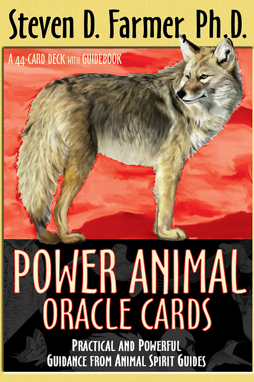 Power Animal Oracle Card Set