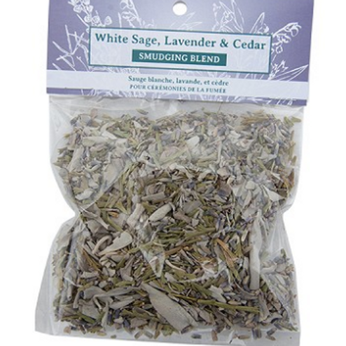 Sage, Lavendar & Cedar Mix (1oz)