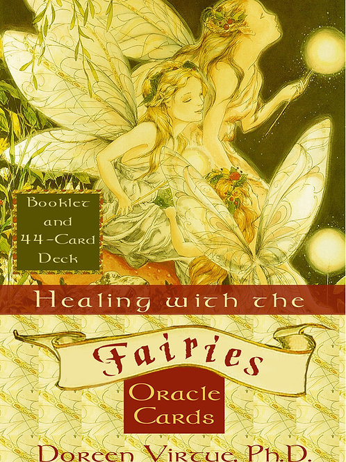Healing with the Fairies Oracle Card Set