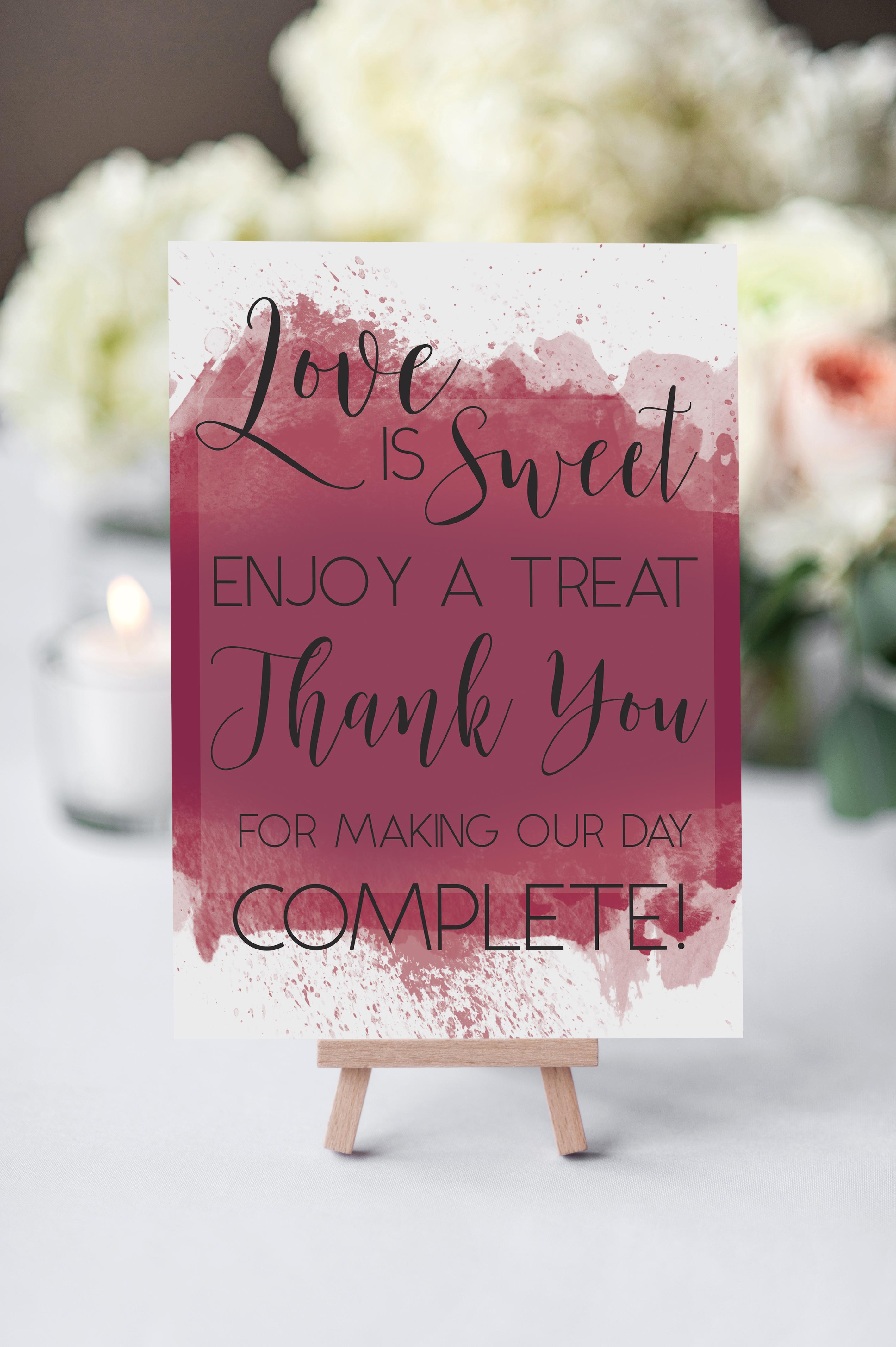 L.Grant - Sweet Signage