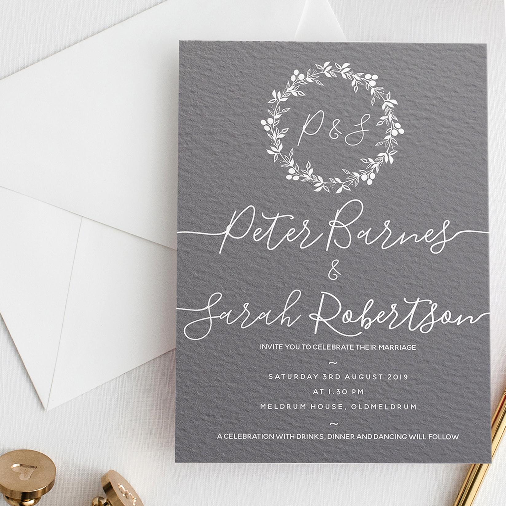S. Robertson - Invite