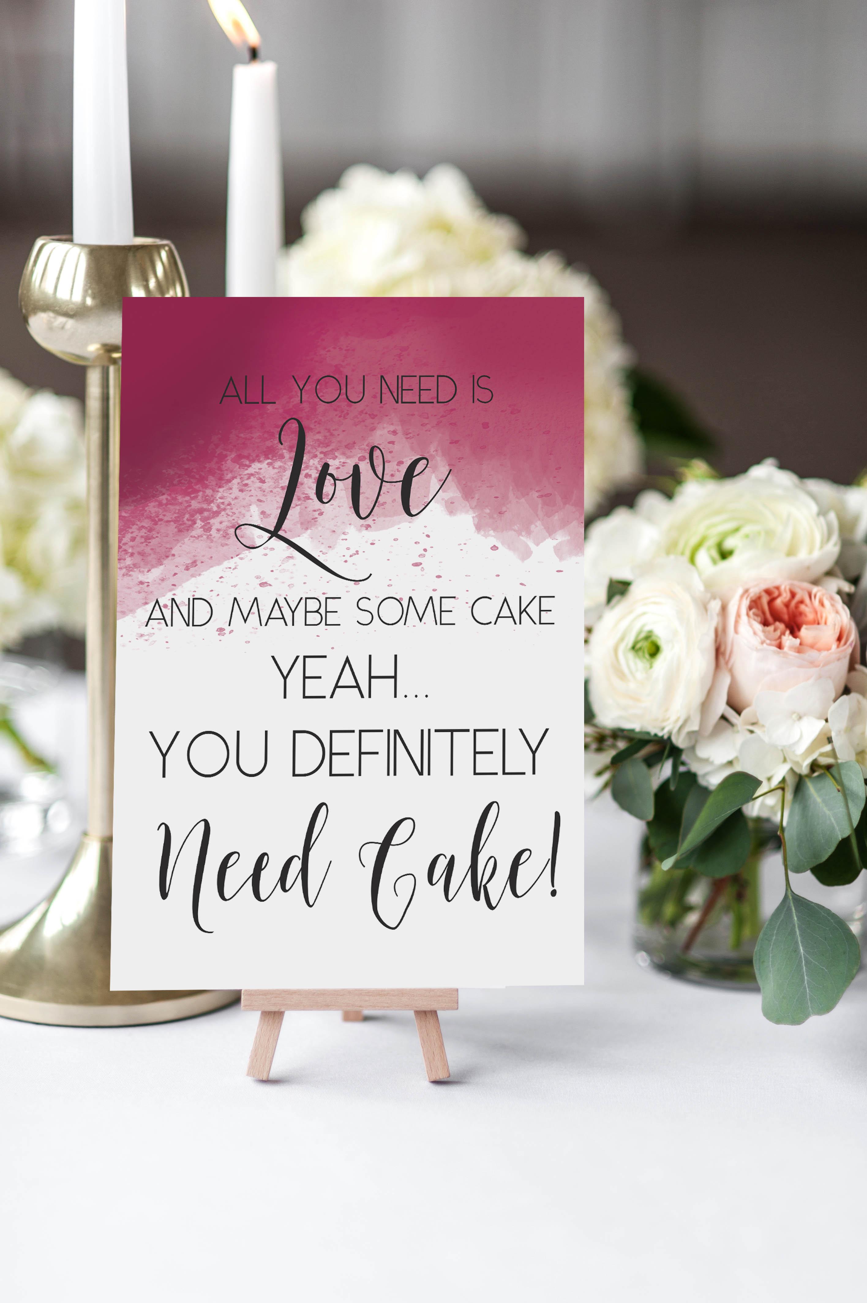 L.Grant - Cake Signage