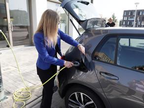 3 handige manieren om elektrische auto's op te laden