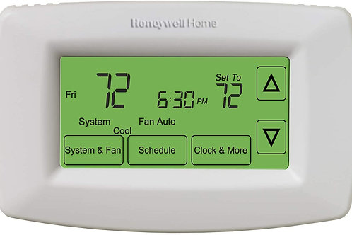 Honeywell RTH7600D1030/E1  7-Day Programmable Touchscreen Thermostat