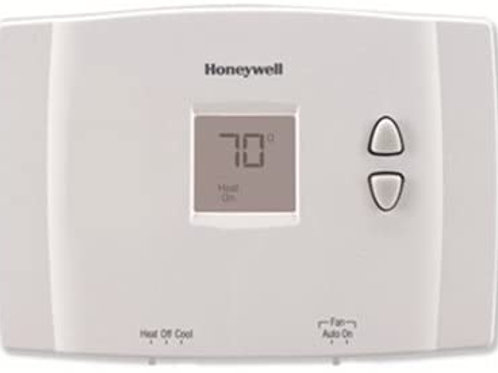 Honeywell RTH111B1024/E1 Digital Manual Thermostat