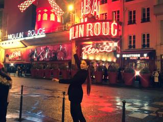 Pozvali ma do Moulin Rouge!