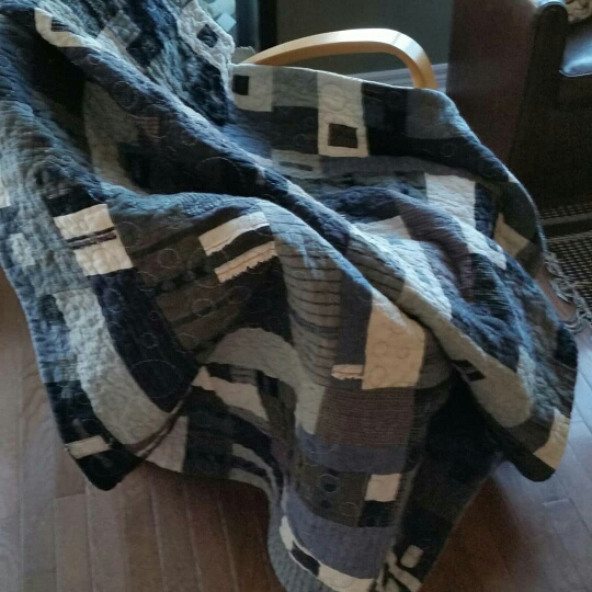 Couch Quilt #2