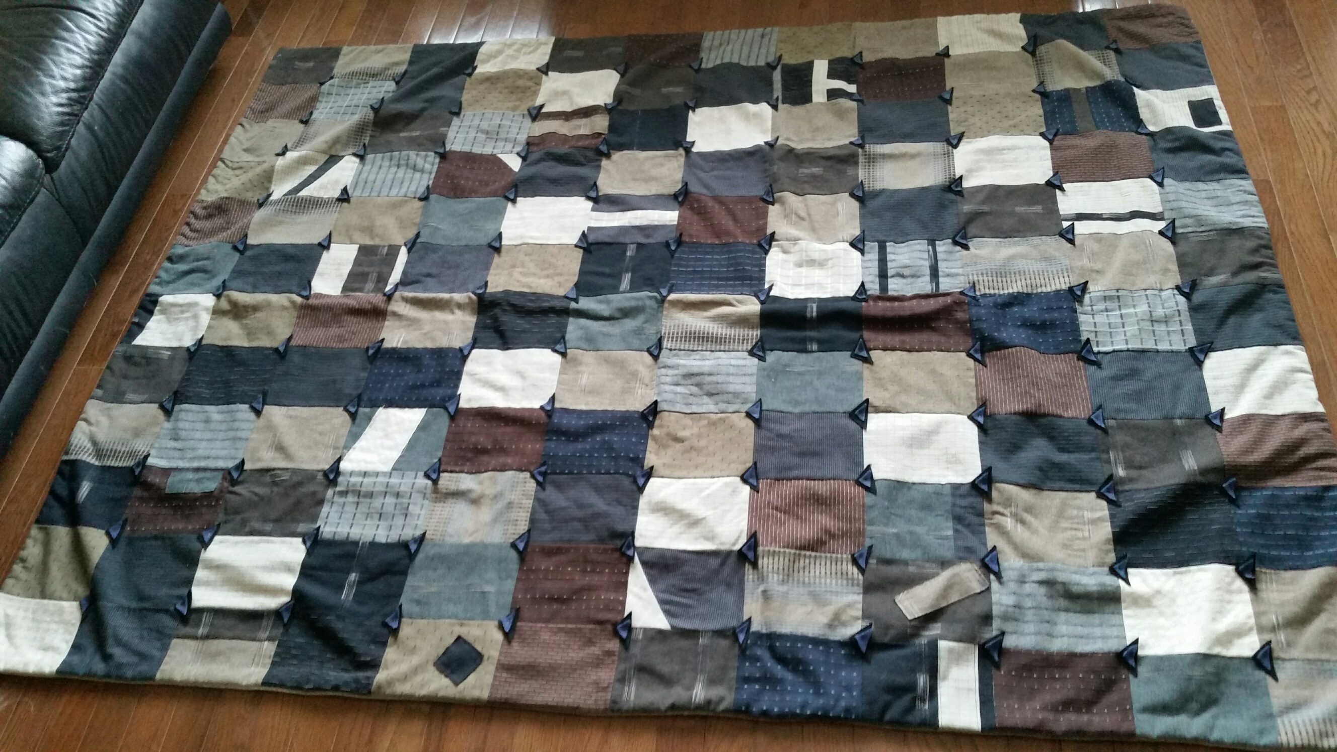 Couch Quilt #1