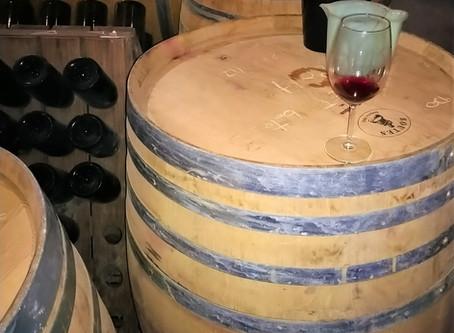 Algaida: where few people realise good wine is produced...
