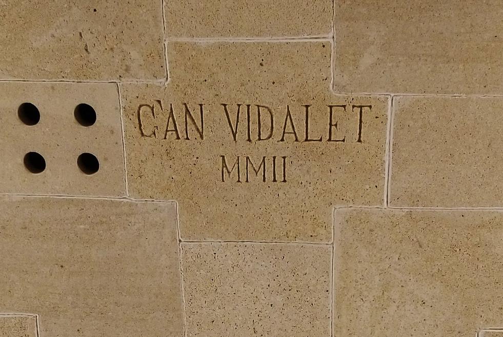 Can Vidalet
