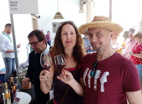 Una bodega en la isla de Mallorca seguida de una cata de vinos
