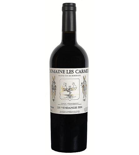 Domaine Les Carmels Les Vendanges 2014