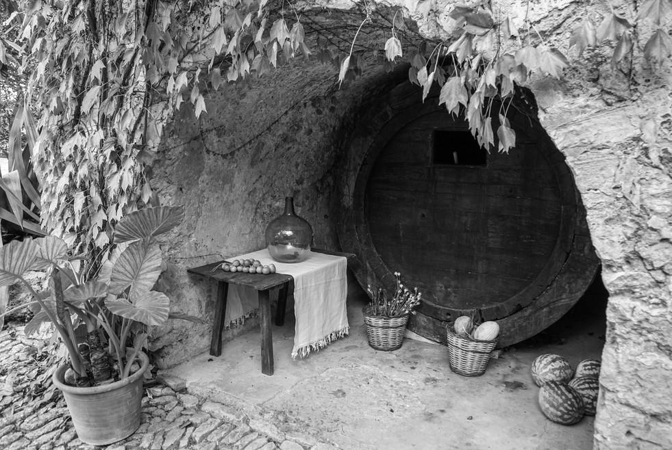 A hidden barrel at Oliver Moragues