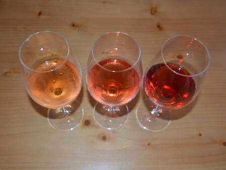Don't judge a rosé by its colour