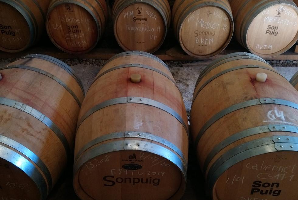 Son Puig barrels