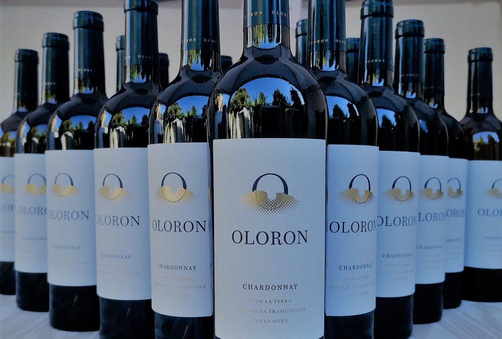 Bodega Olorón chardonnay