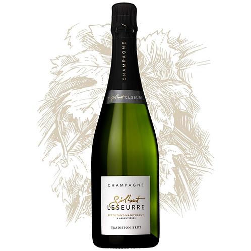 Gilbert Leseurre Brut Tradition Champagne