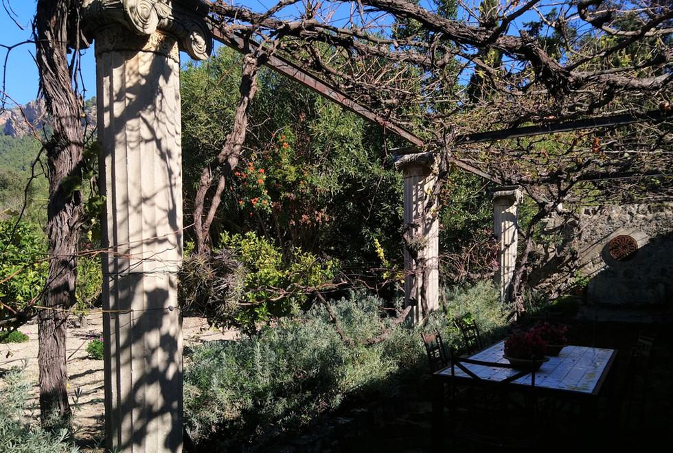 Son Puig garden