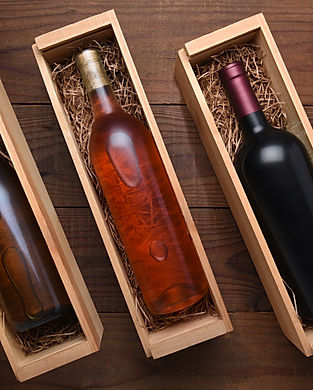 Three Wine Boxes_ Blush, Cabernet and Ch