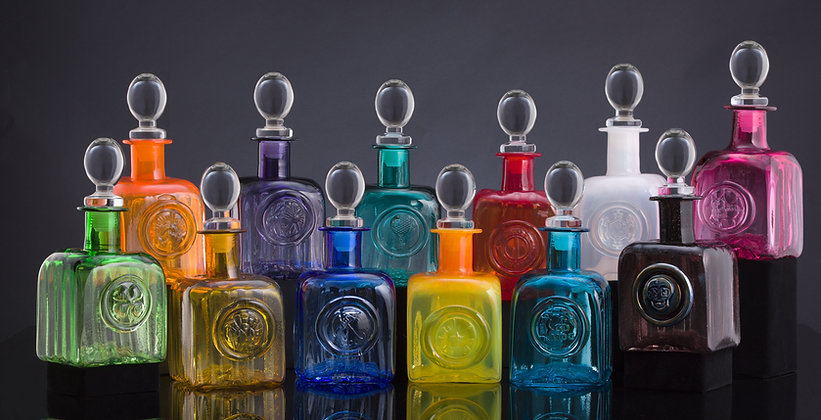 Museum of Glass Decanter Series
