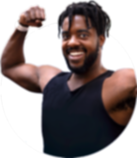 DeltaTrainer happy personal trainer