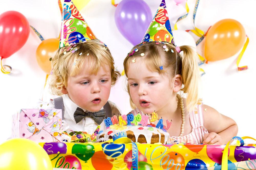 Дни рождения в детском клубе квантики