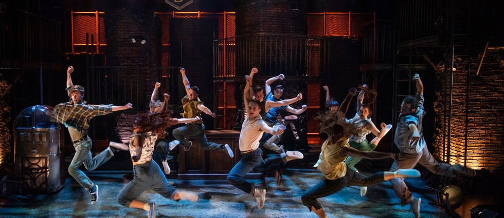 """""""Cool"""" from WEST SIDE STORY"""