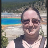 Laura at Grand Prismatic Spring.jpg