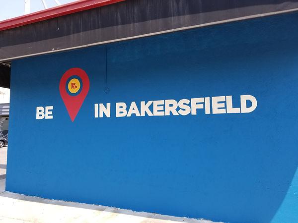 be in bakersfield