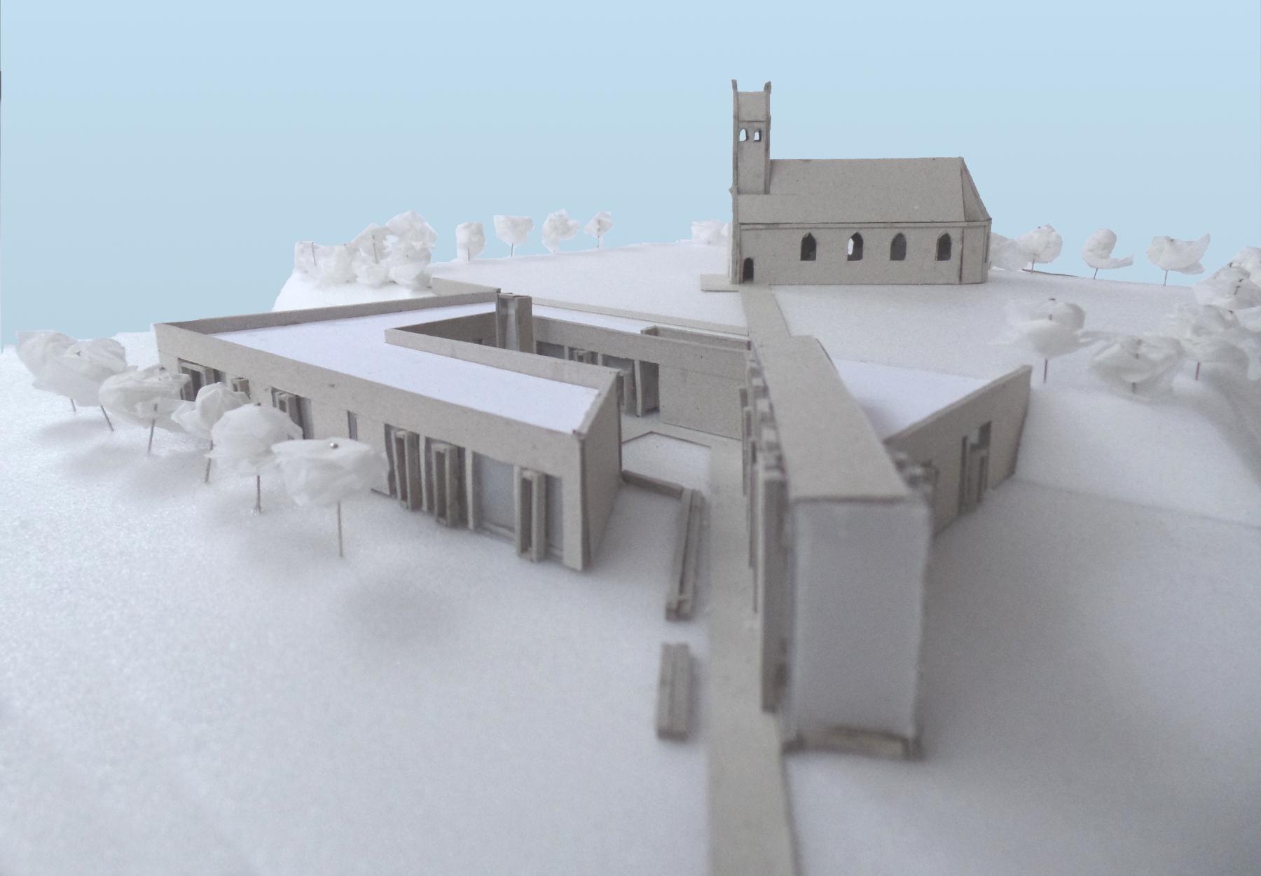 Nicolaaskerk, Hijum