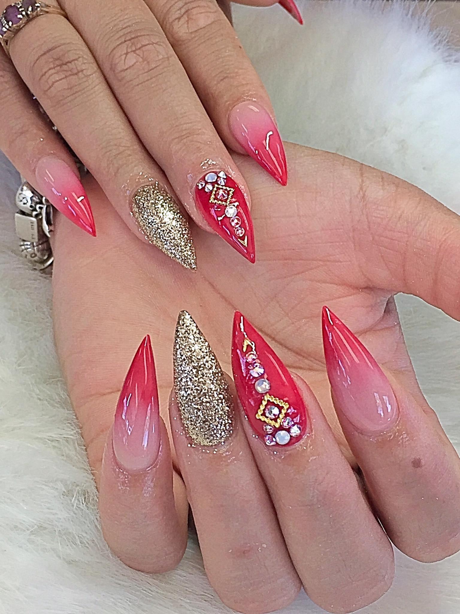 Rebase Acrylic Nails