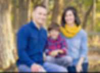 Noah Zuhdi and family, Oklahoma Foundation Solutions Founder